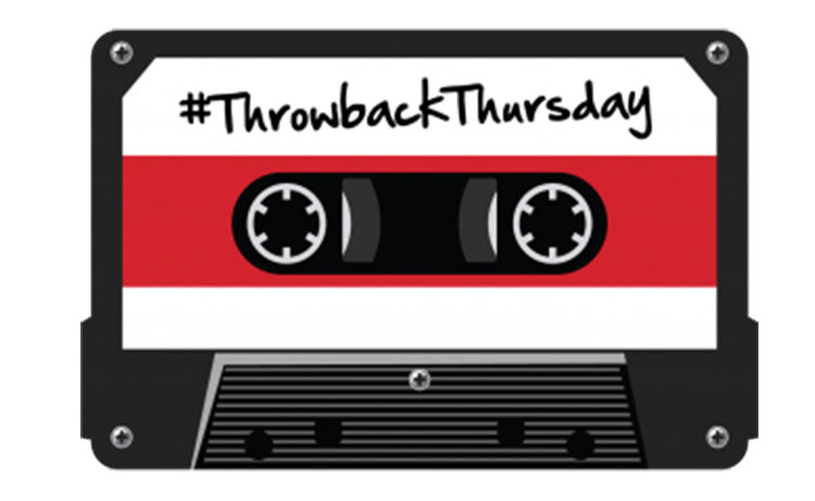 "El origen del ""Throwback Thursday"" o #tbt 