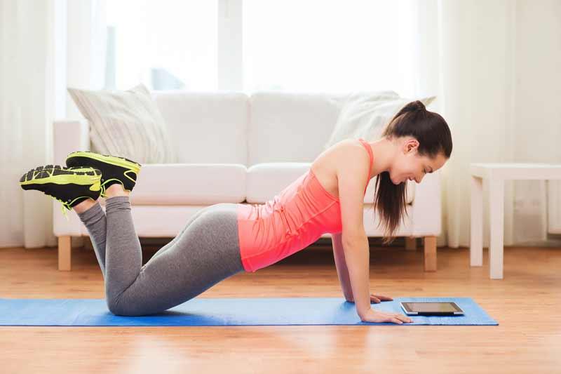 Apps para hacer ejercicio en casa | El Blog de Personal